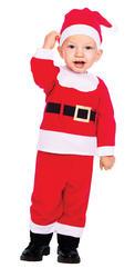 Santa Suit Kids Costume