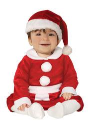 Miss Santa Baby Costume