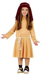 Girls Shepherd Costume
