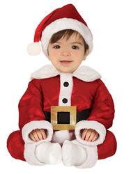 Santa Claus Baby Costume