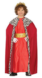 Red Wise Man Boys Nativity Costume