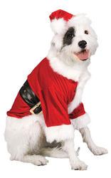 Santa Claus Pet Dog Costume