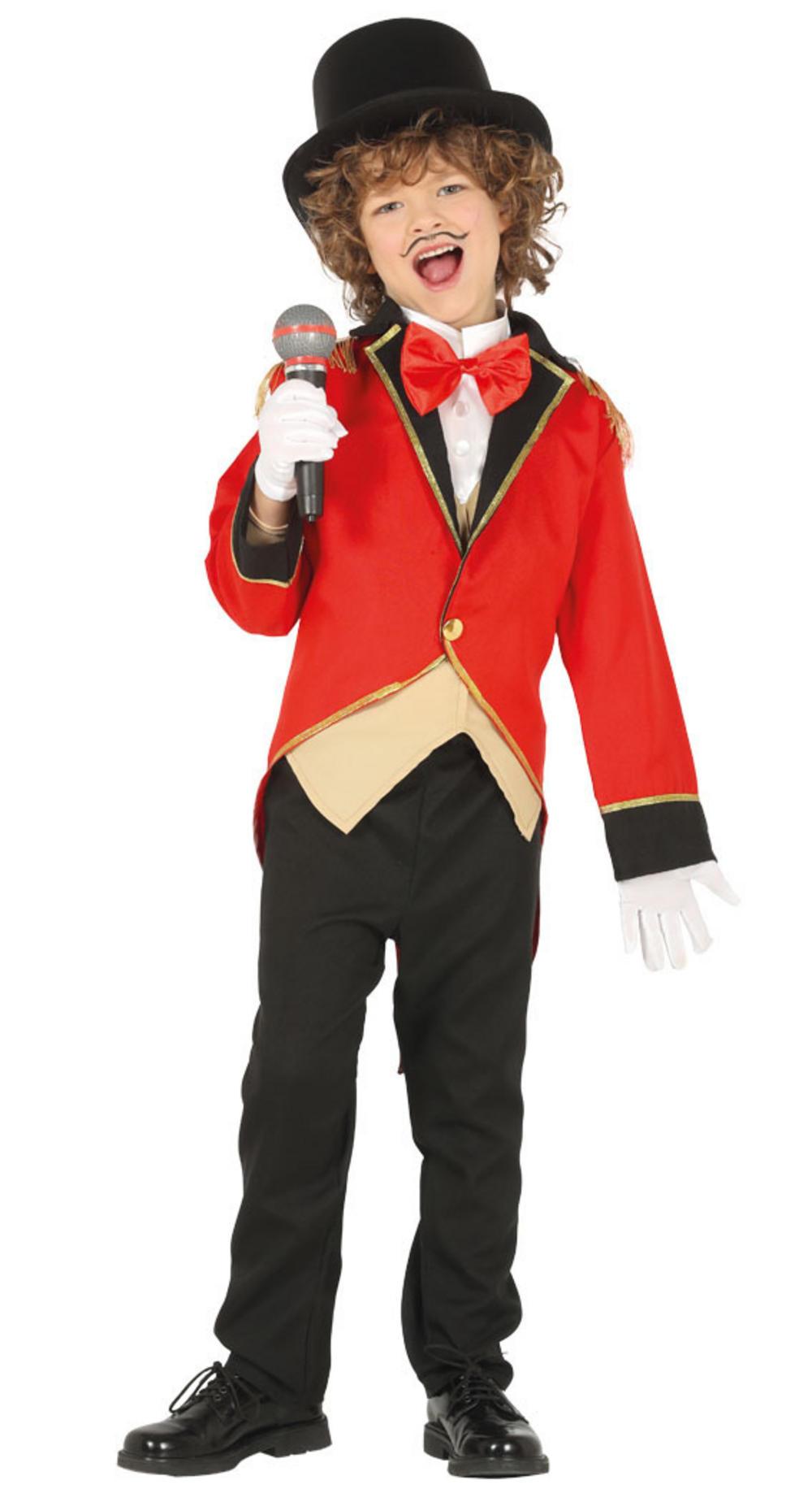 Circus Director Kids Costume