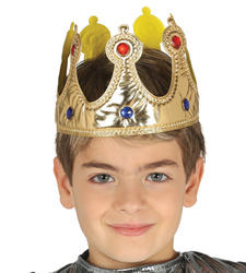 Kids King Crown