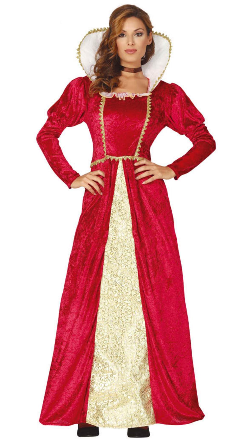 Ladies Queen Costume