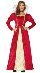 Ladies Queen Costume