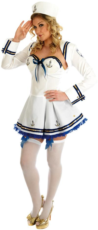 Flirty Sailor Costume