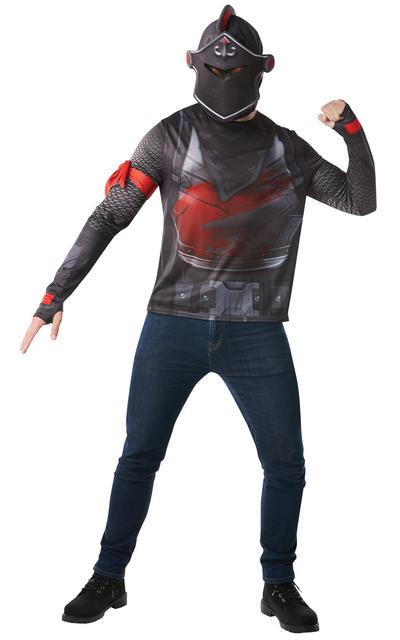 Fortnite Black Knight Kids Costume