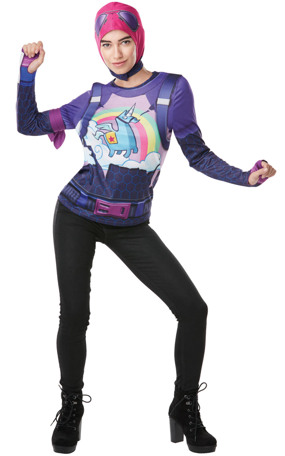 Fortnite Brite Bomber Kids Costume