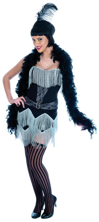 20s Charleston Girl Costume