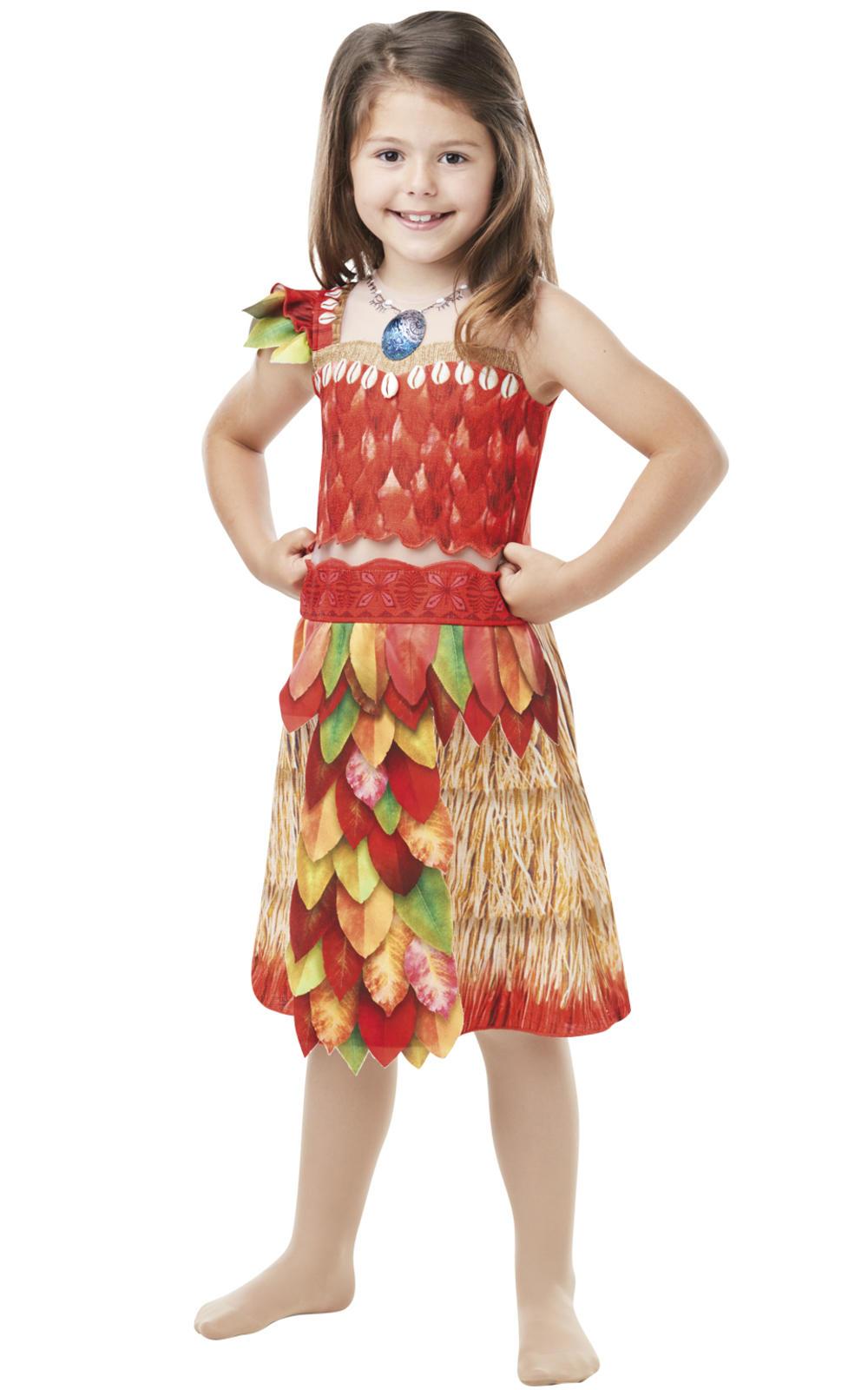 Moana Epilogue Girls Costume