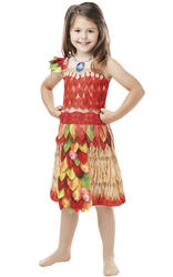 Moana Epilogue Girls Costume
