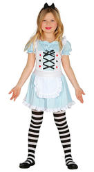 Alice Girls Costume Fancy Dress