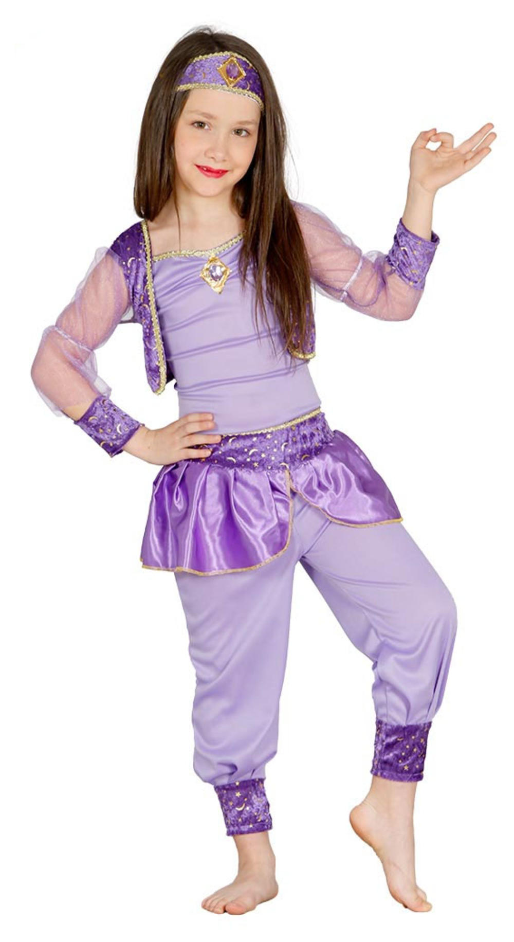 Oriental Dancer Girls Costume