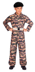 Camo Soldier Costume