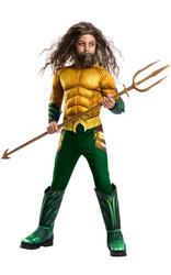 Deluxe Aquaman Boys Costume