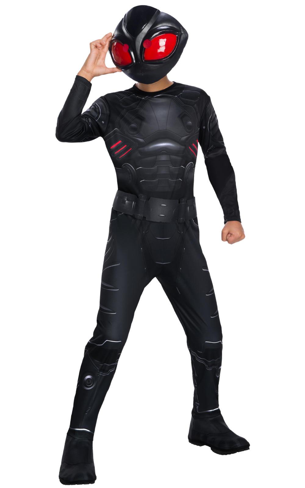 Black Manta Boys Costume
