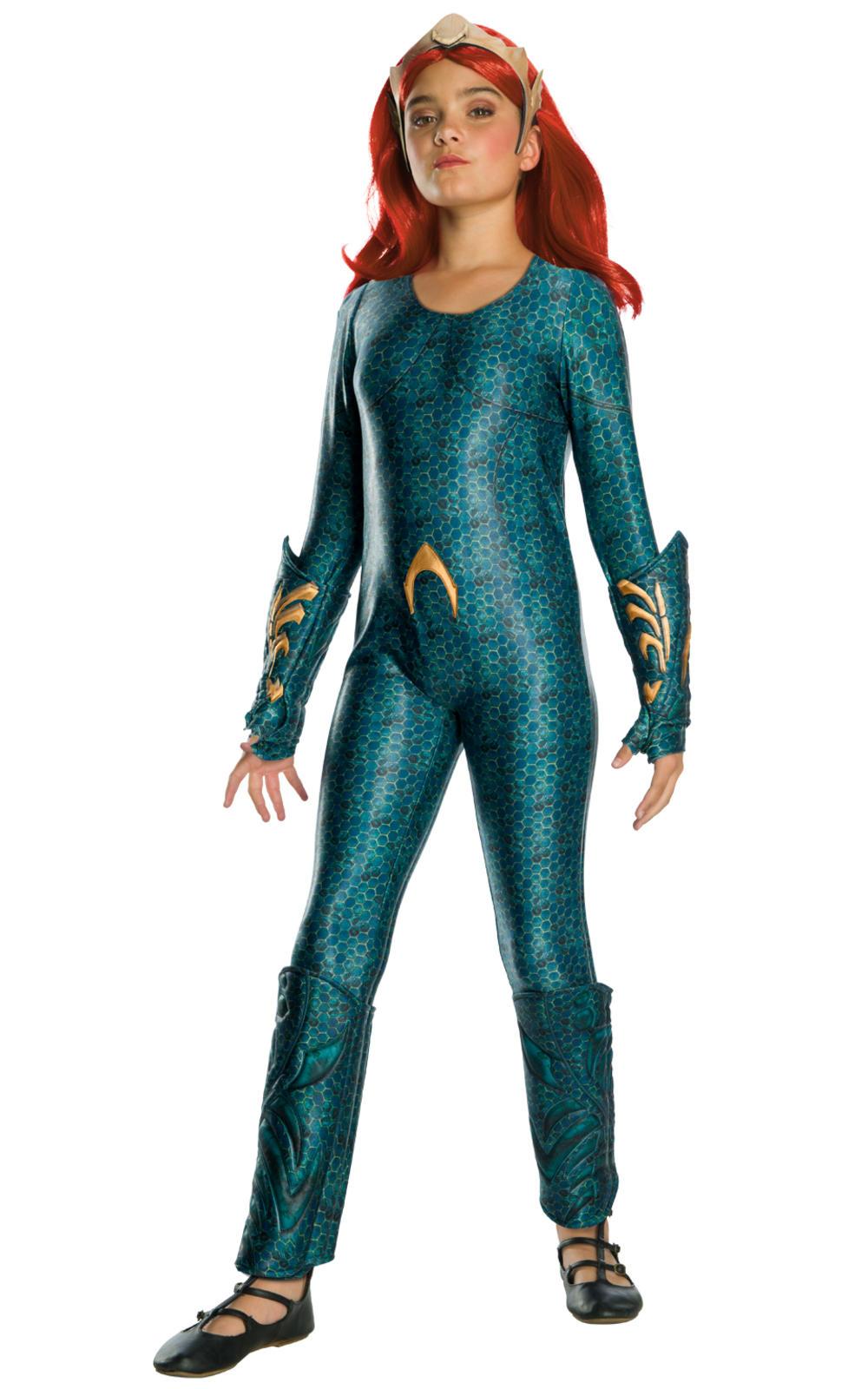 Deluxe Mera Girls Costume