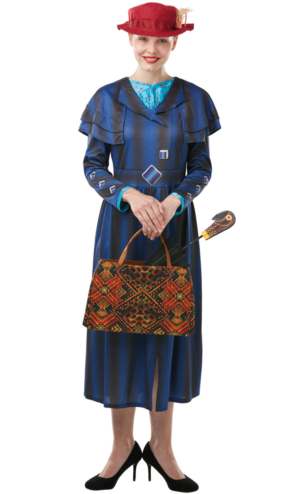 Mary Poppins Returns Ladies Costume