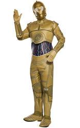 C-3PO Adults Costume