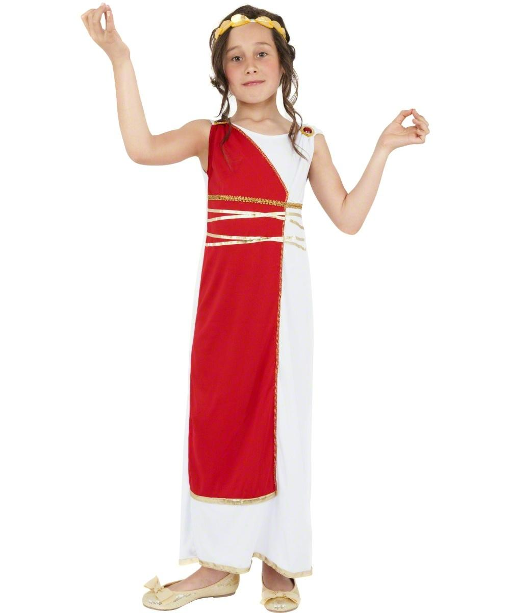 Grecian Girl Costume  sc 1 st  Mega Fancy Dress : cute army costumes girl  - Germanpascual.Com