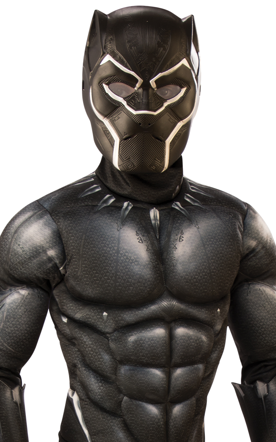 Black Panther Deluxe Costume Boys Marvel Superhero Movie Comic Kids Fancy Dress