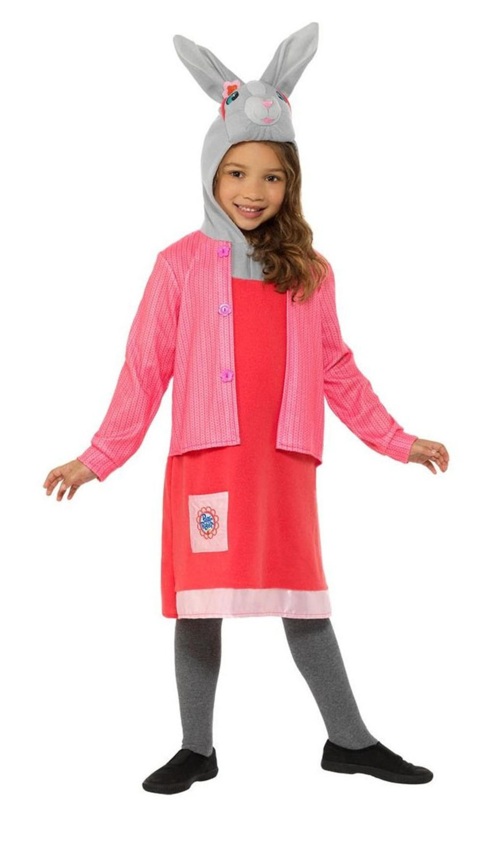 Deluxe Lily Bobtail Girls Costume