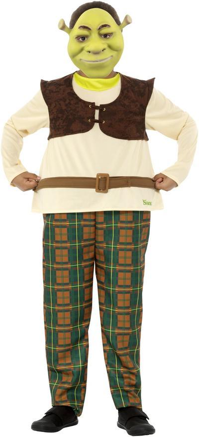 Deluxe Shrek Boys Costume