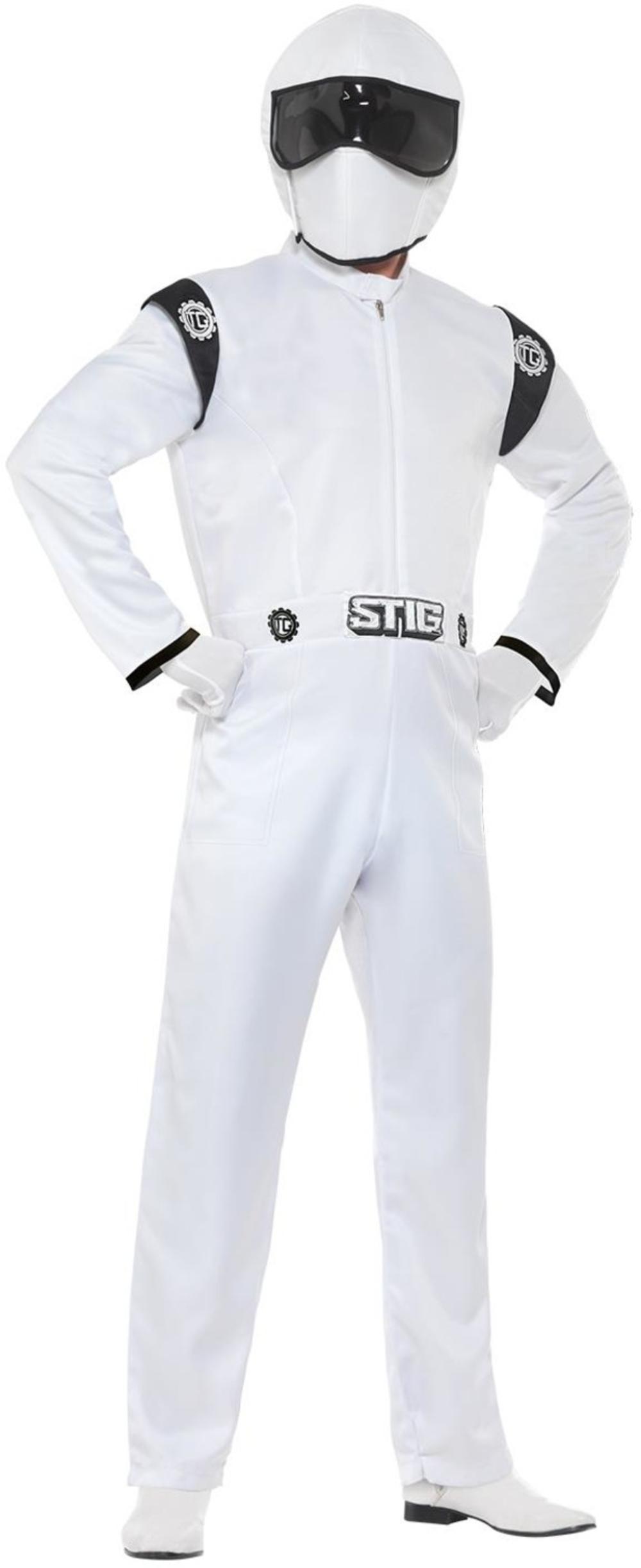 Top Gear The Stig Mens Costume