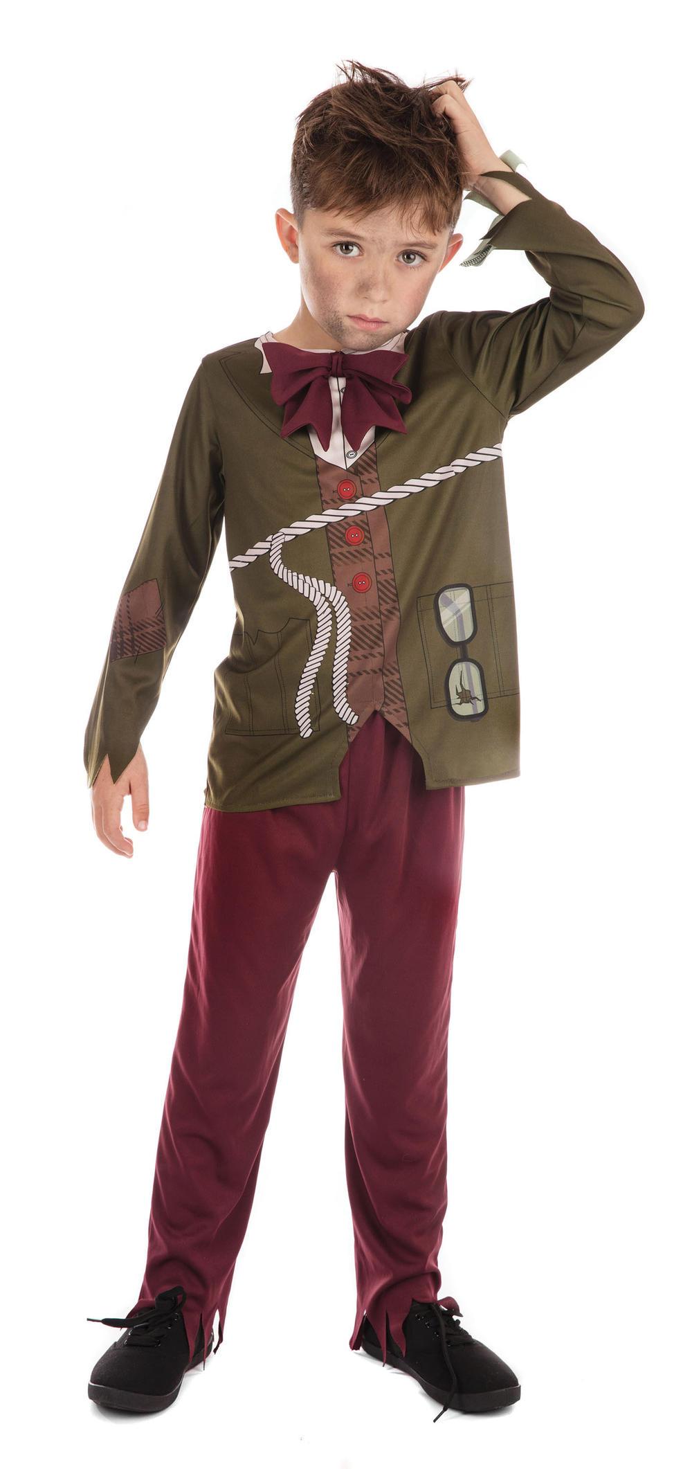 Oliver Stinky Boy Costume
