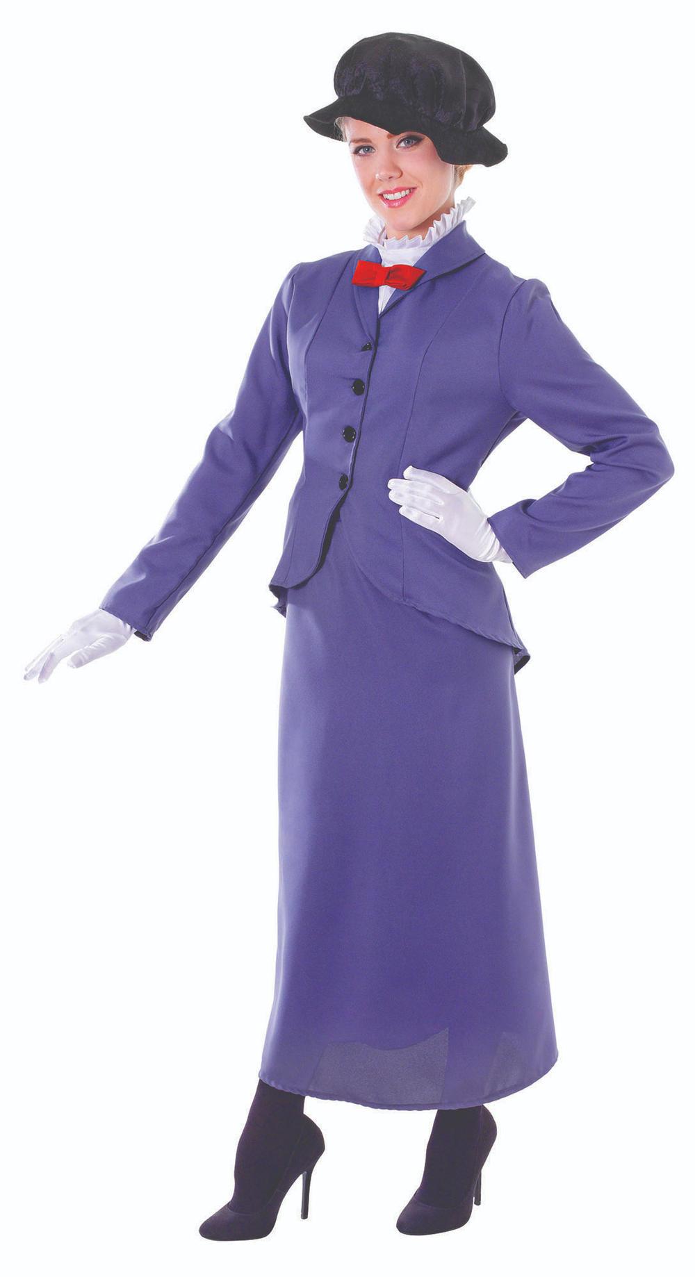 Victorian Nanny Ladies Costume
