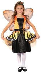 Butterfly Fairy Girls Fancy Dress
