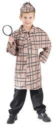 Sherlock Holmes Boys Costume