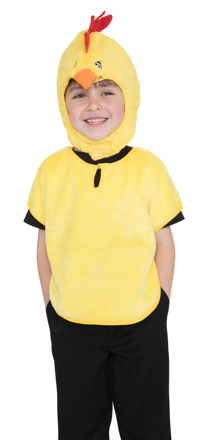 Chick Tabard Kids Costume