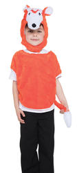 Fox Tabard Kids Costume