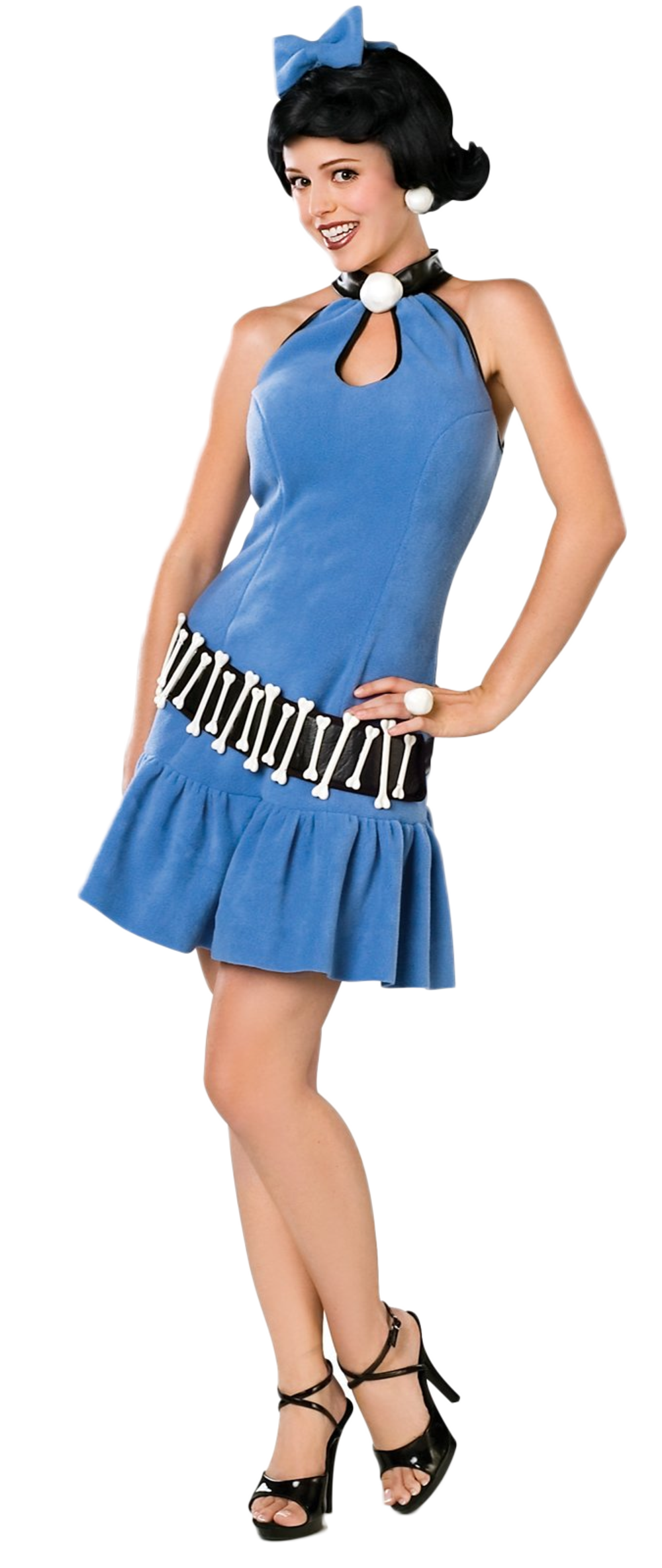 Deluxe Betty Rubble Fancy Dress Costume