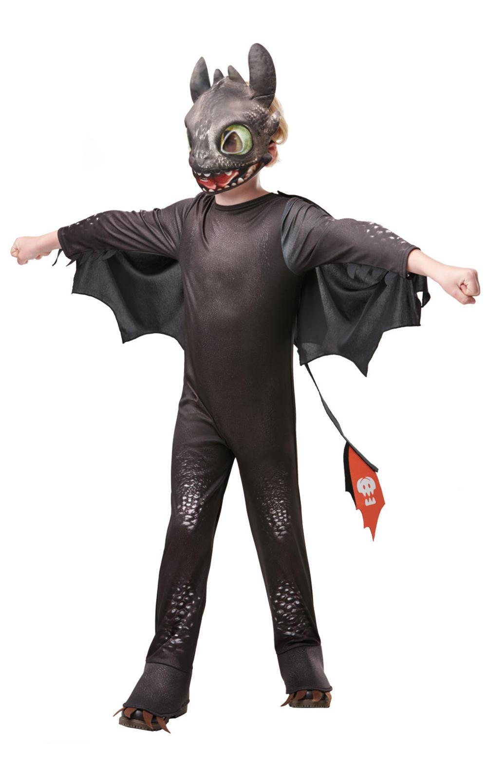 Toothless Boys Costume