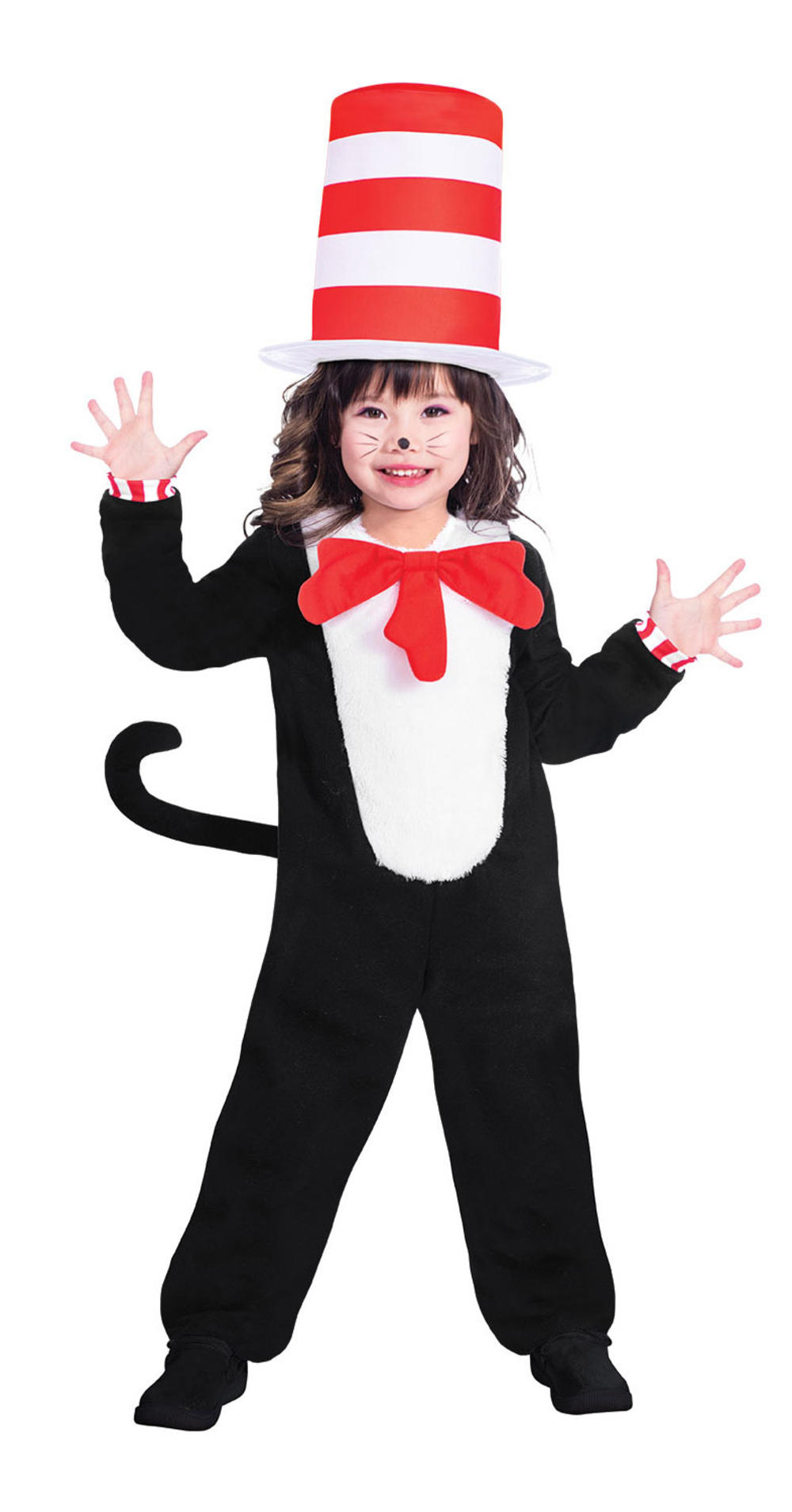 The Cat in the Hat Kids Costume