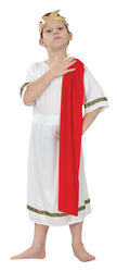 Roman Emperor Boys Fancy Dress
