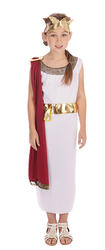 Roman Goddess Girls Costume