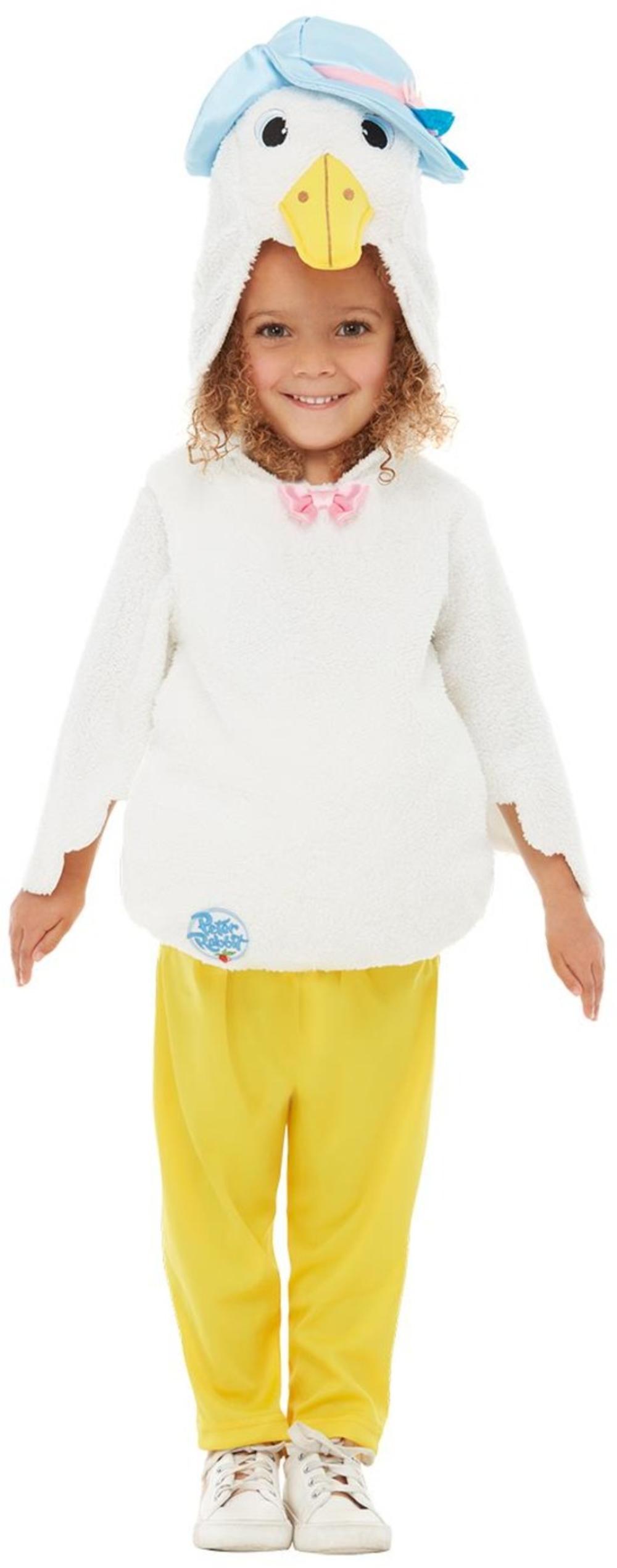 Deluxe Jemima Puddle-Duck Costume