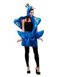 Deluxe Peacock Costume