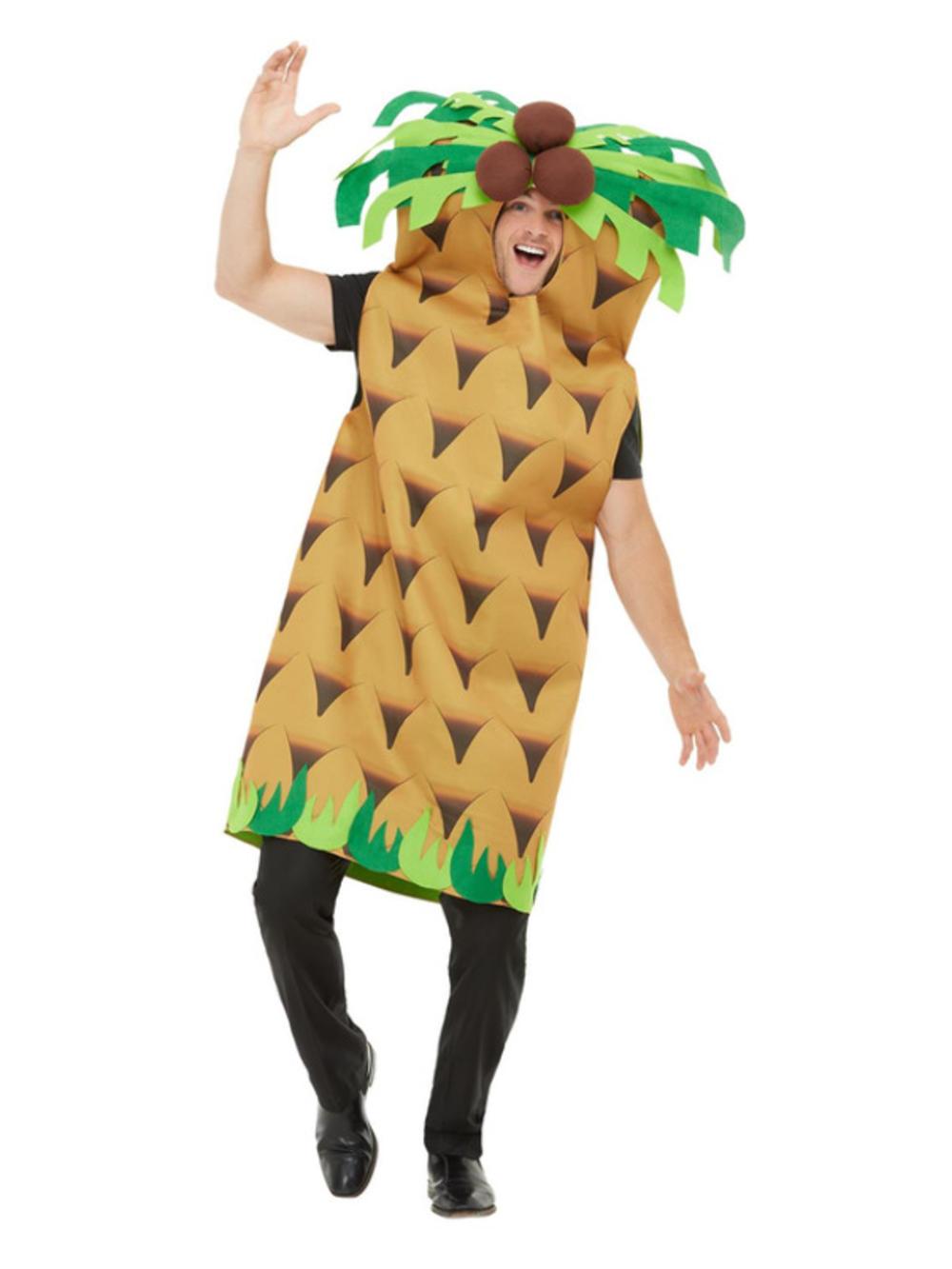 Palm Tree Adults Costume