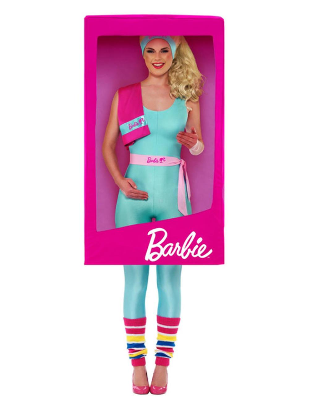 Barbie 3D Box Costume