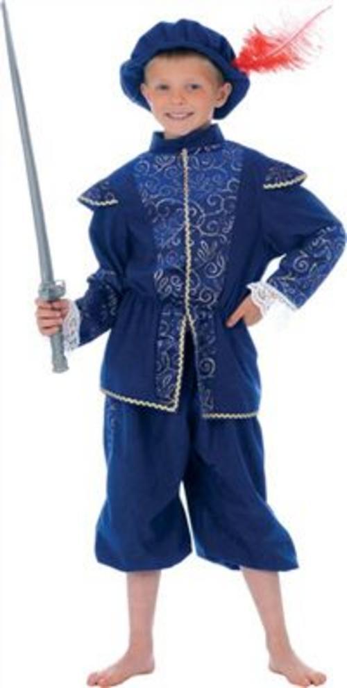 Boys Sir Francis Drake Costume Book Film