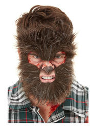 Werewolf Face Fur