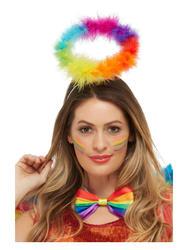 Rainbow Angel Halo