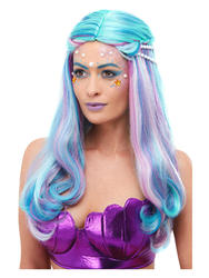 Ladies Mermaid Wig
