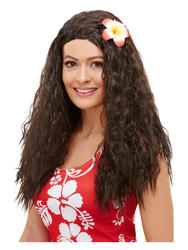 Ladies Hawaiian Wig
