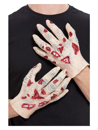 Zombie Latex Hands